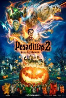 Pesadillas 2. Noche de Halloween
