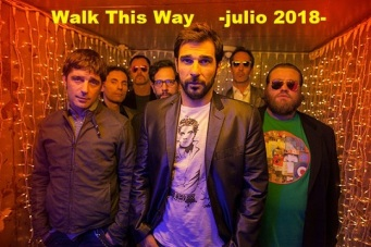 Walk This Way -julio 2018-