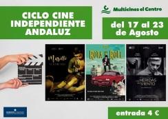 Cartel Cine Independiente de Andalucía