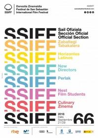 Fest San Sebastián 2018 -cartel-