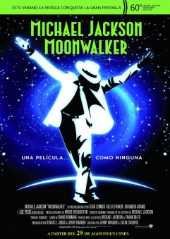 Moonwalker -reestreno