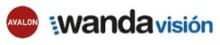 Avalon y Wanda Visión -logos-