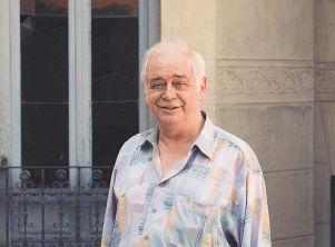 Diego Galán -director- ©Enrique Cidoncha Cortesia Academia de Cine