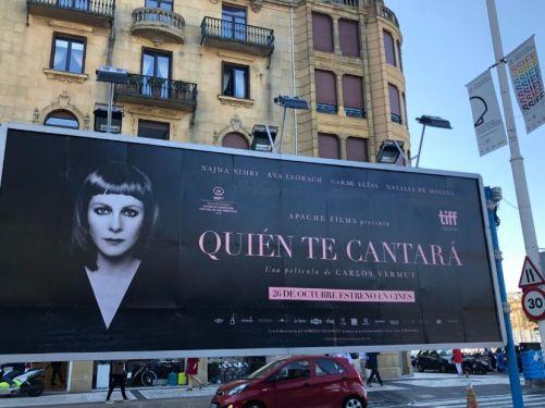 FSS 2018 - cartel calle - Quién te cantará-