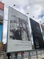 FSS 2018 - carteles en la calle -Beautiful Boy-