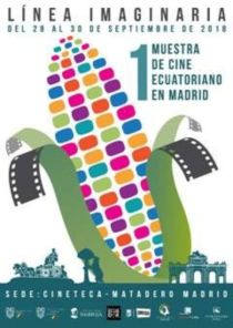 I Muestra Cine Ecuatoriano de Madrid 2018