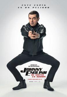 Johnny English. De nuevo en acción -teaser-