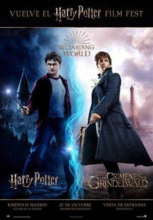 Harry Potter Film Fest 2018