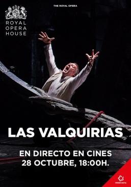 Las Valquirias -ópera-