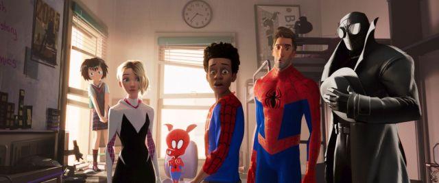 Spider-Man. Un nuevo universo (1)