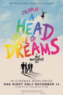 Coldplay. A Head Full of Dreams