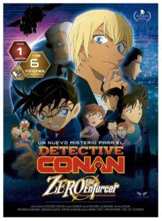 Detective Conan. El caso Zero