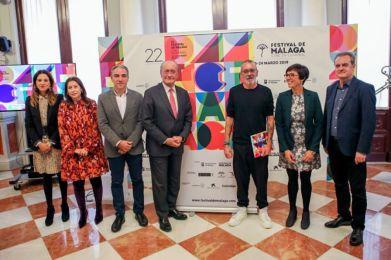 Fest Málaga 2019 -presentación cartel- foto Eloy Muñoz