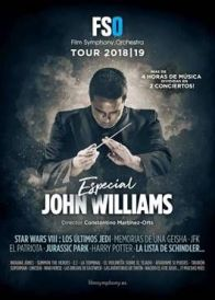 Film Symphony Orchesta - Tour 2018-19 John Williams