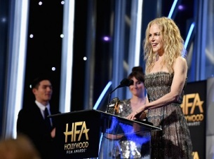 Nicole Kidman -Premios HFA Hollywood- 2018 (1)