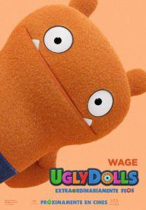 UglyDolls -Wage-