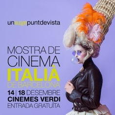 VII Mostra Cinema Italiano Barcelona 2018